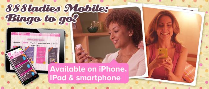 888ladies mobile bingo