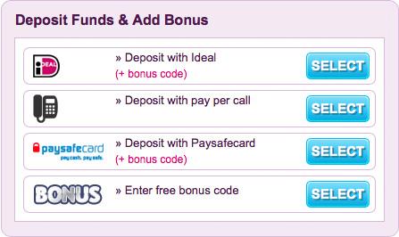 Best Bingo Bonus